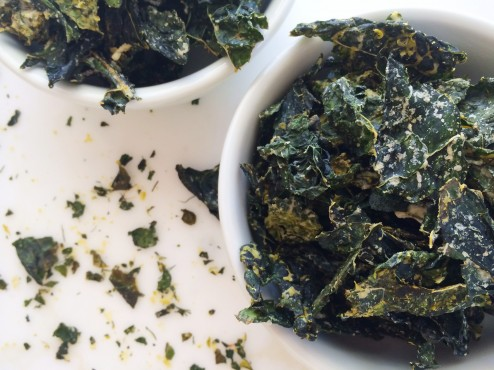 raw vegan cool ranch kale chips recipe
